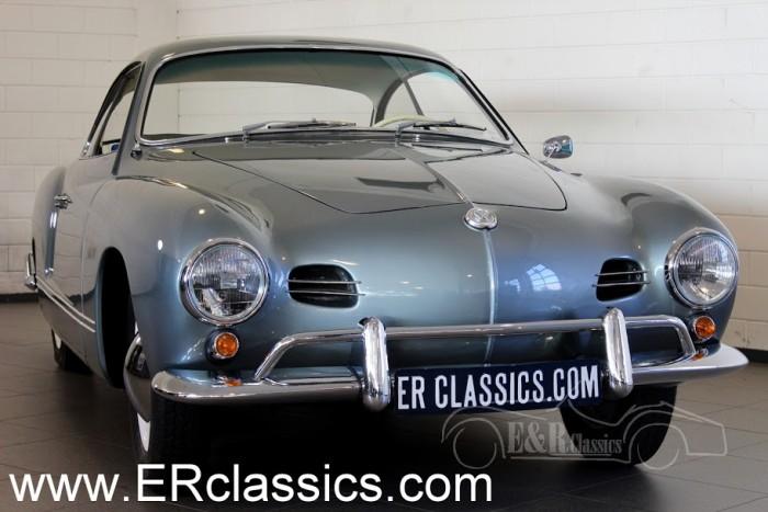 Volkswagen Karmann Ghia 1958 a vendre