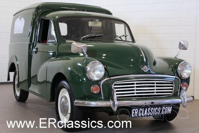 Morris Minor Van 1968 a vendre