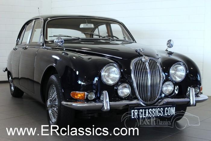 Jaguar S-Type Saloon 1965 a vendre