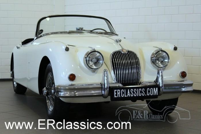 Jaguar XK150S Roadster 1958 a vendre