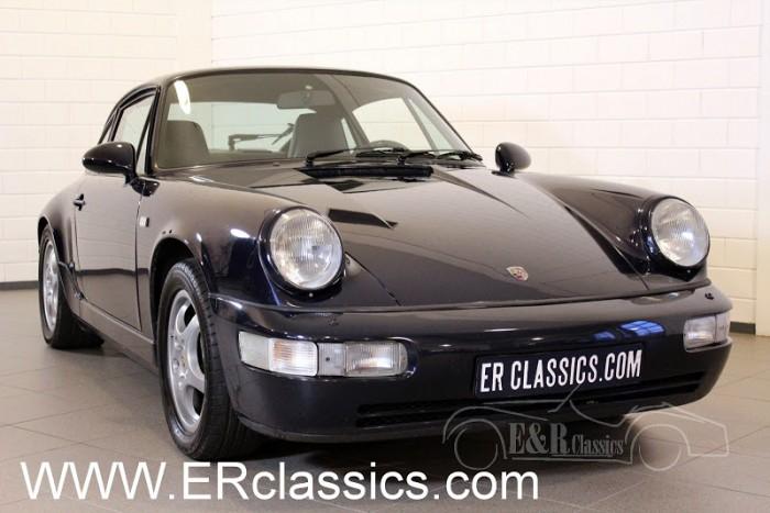 Porsche 911 Coupe 1990 a vendre