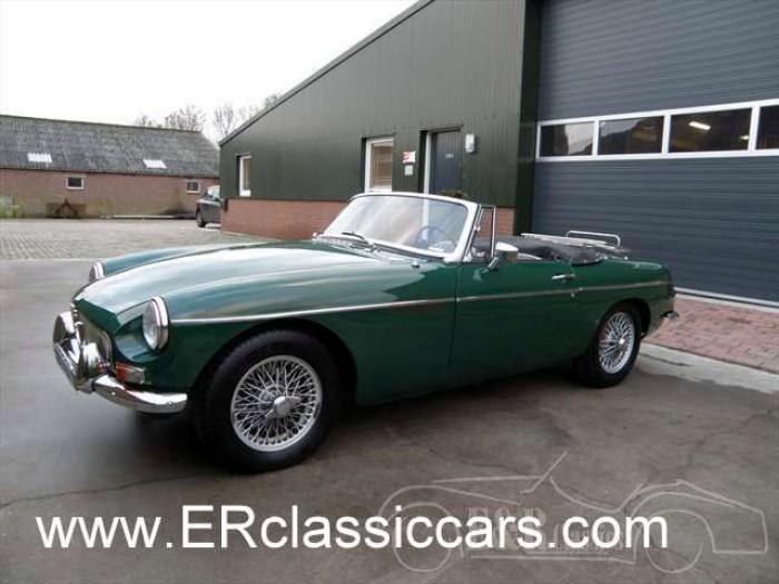 MG 1966 a vendre