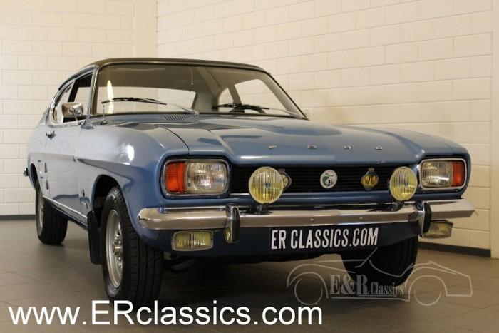 Ford Capri Coupe 1972 a vendre