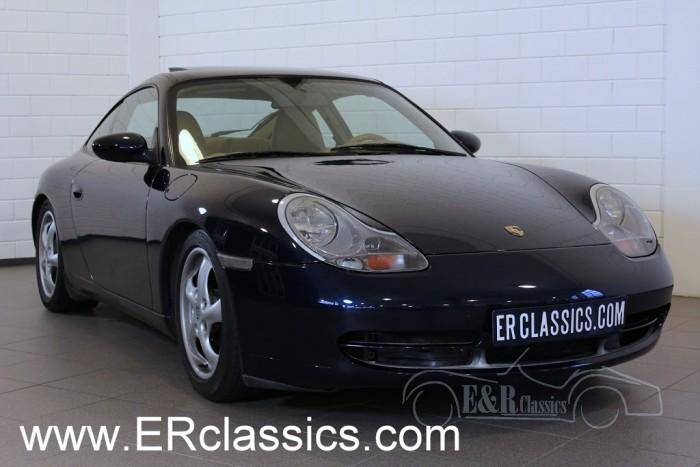 Porsche 911 Coupe 1997 a vendre