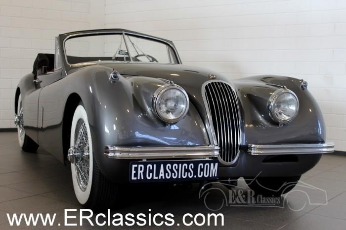 Jaguar XK120 Drophead Coupe 1953 a vendre