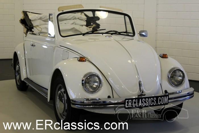 Volkswagen Beetle Cabriolet 1968 a vendre