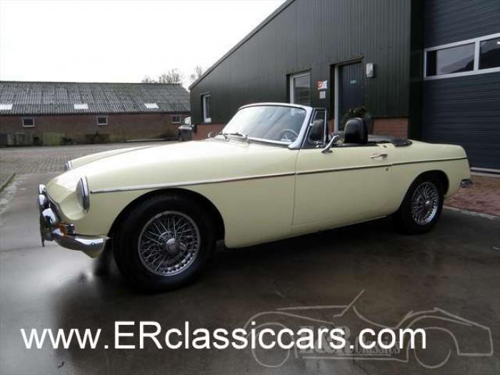MG 1969 a vendre