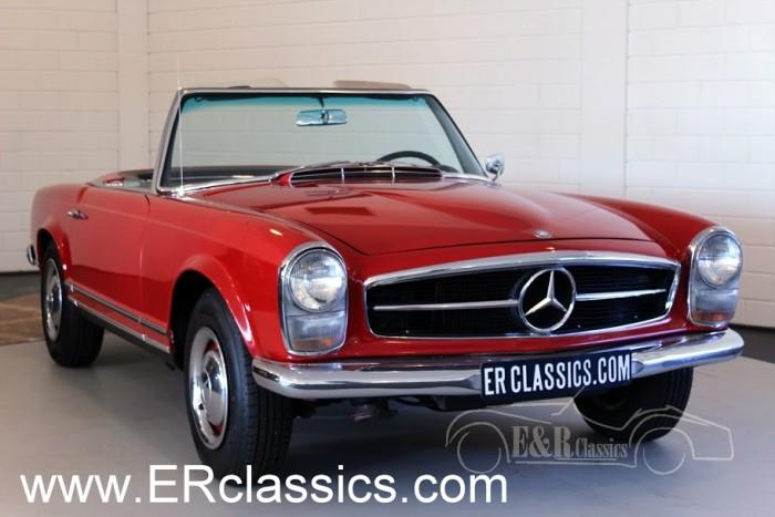 Mercedes Benz 230SL Cabriolet 1967 a vendre