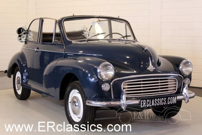 Morris Minor 1000 Cabriolet 1967 a vendre