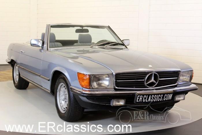 Mercedes Benz SL280 Cabriolet 1983 a vendre