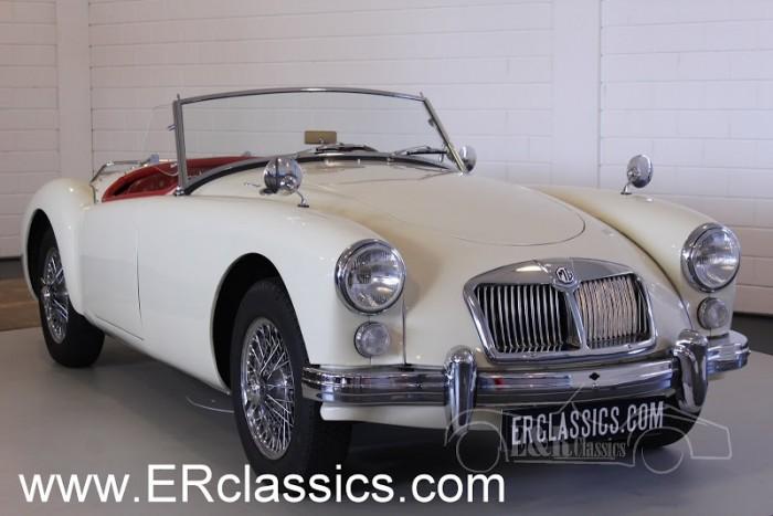 MG MGA Cabriolet 1961 a vendre
