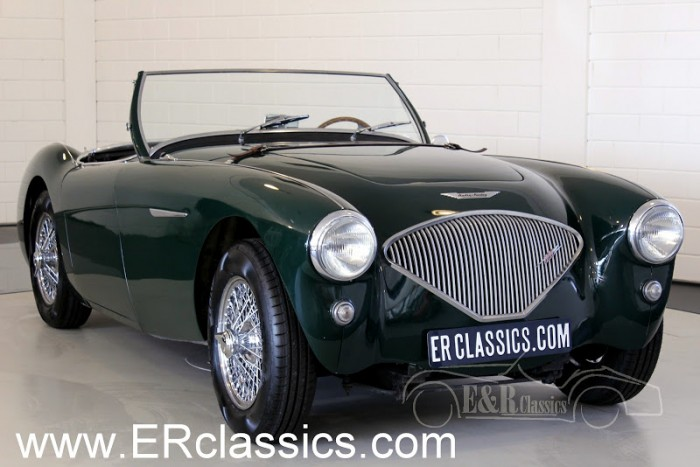 Austin Healey 100-4 Cabriolet 1954 a vendre