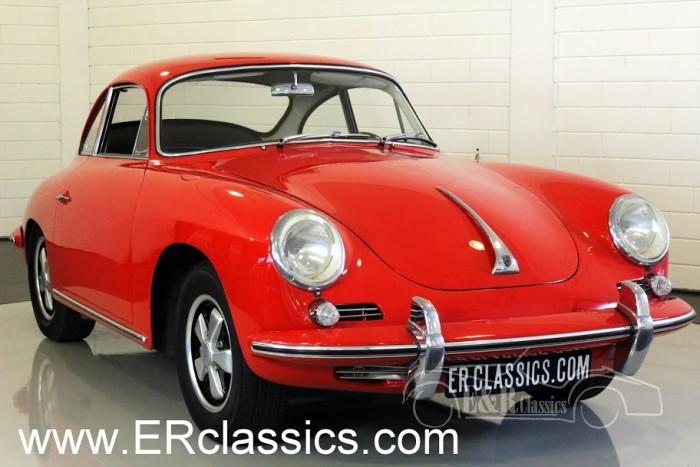 Porsche 356 C Coupe 1965 a vendre