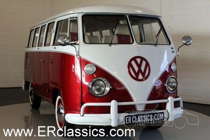 Volkswagen T1 Bus 1965 a vendre