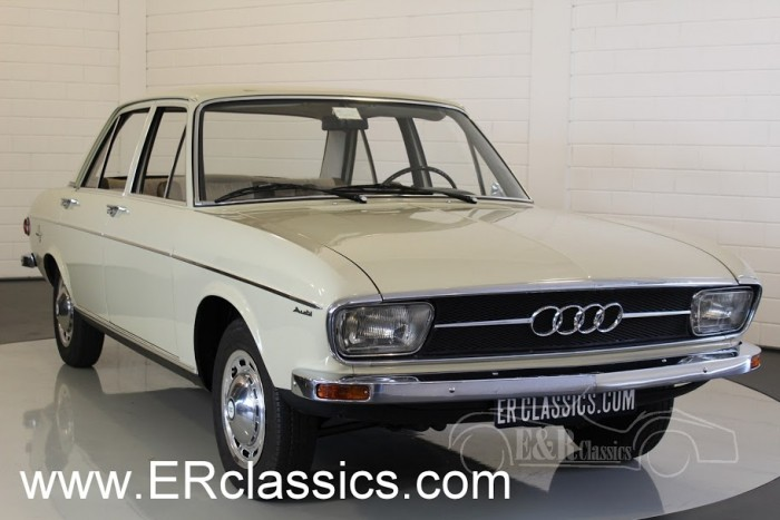 Audi 100S Saloon 1971 a vendre