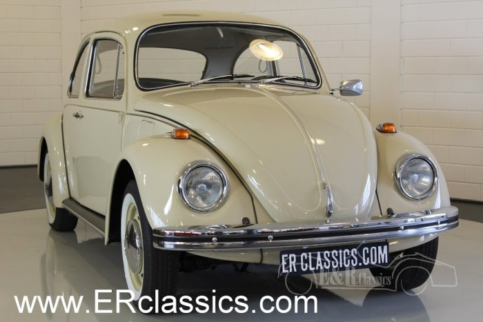 Volkswagen Beetle Coupe 1971 a vendre
