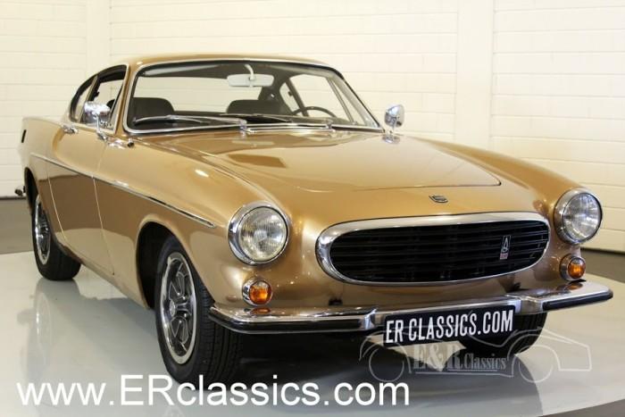 Volvo P1800E Coupe 1971 a vendre