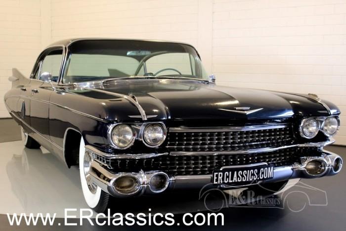 Cadillac Fleetwood Sedan 1959 a vendre