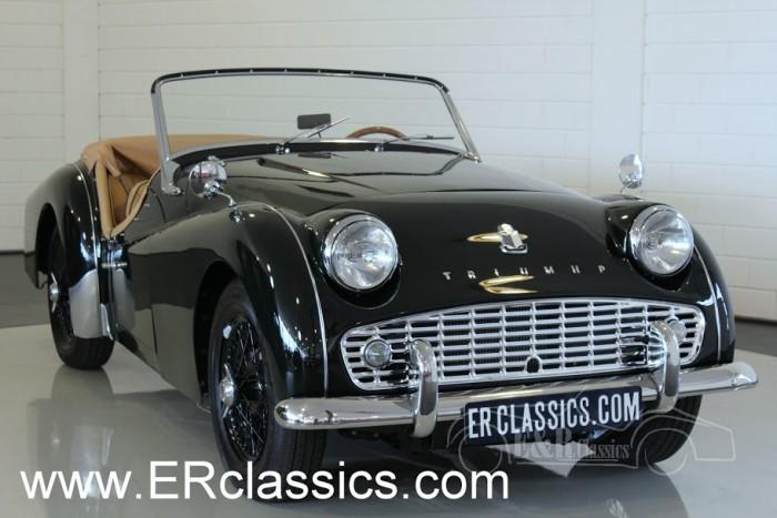 Triumph TR3 A Cabriolet 1960 a vendre