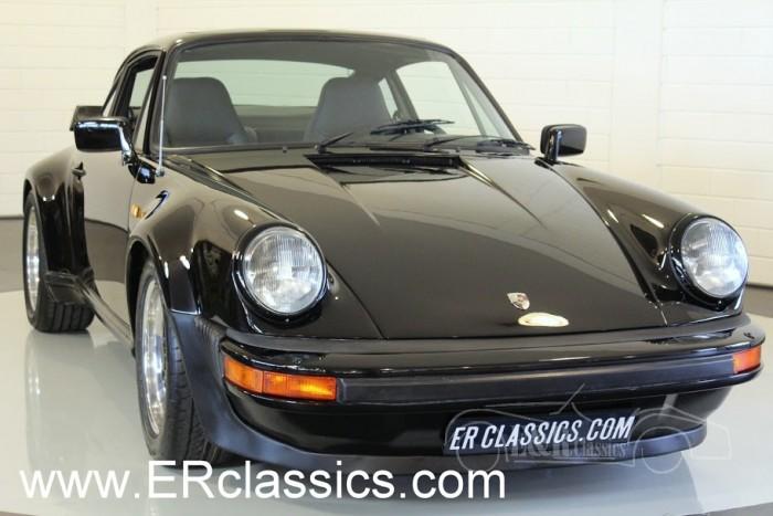 Porsche 930 Turbo Coupe 1980 a vendre