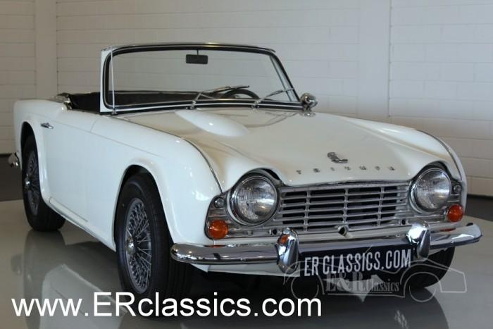 Triumph TR4 Cabriolet 1964 a vendre