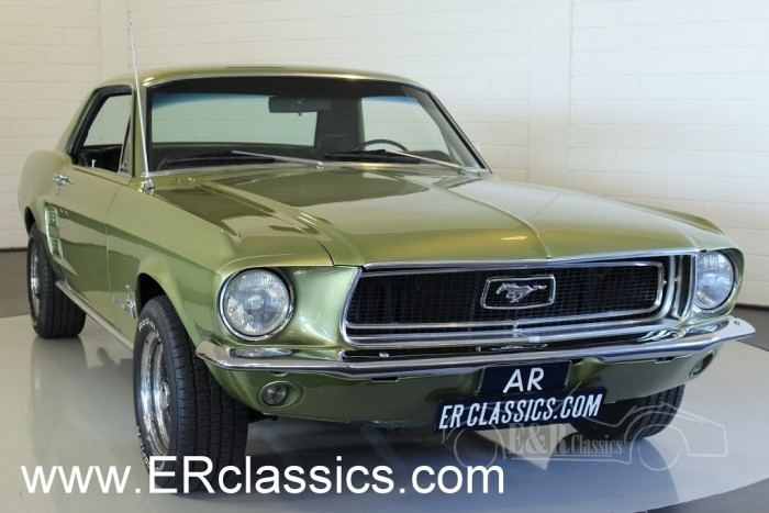 Ford Mustang Coupe 1967 a vendre