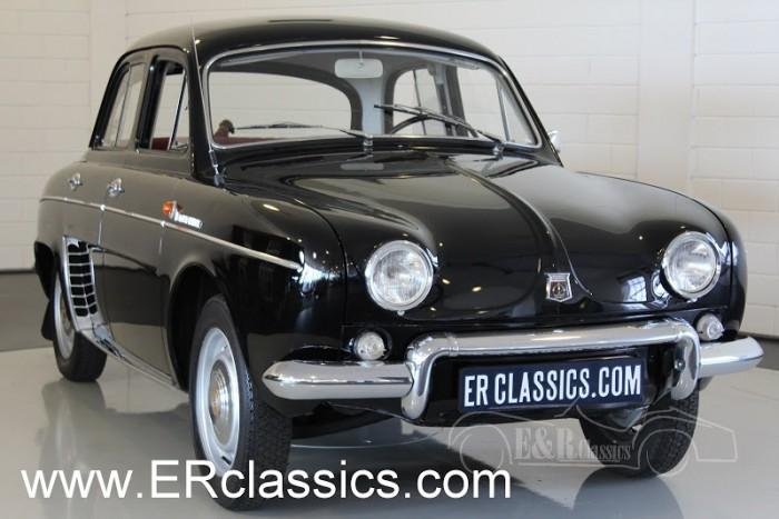 Renault Dauphine Sedan 1965 a vendre