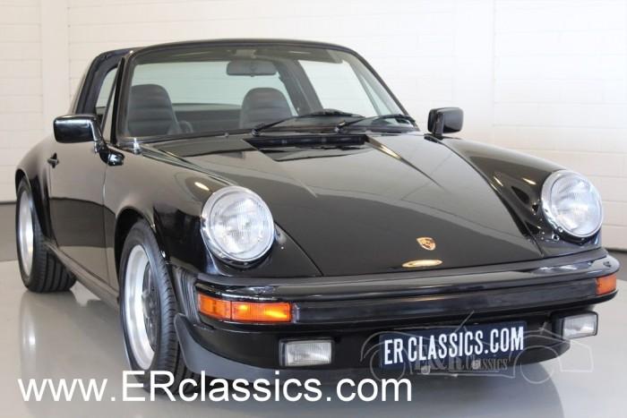 Porsche 911 Targa 1981 a vendre