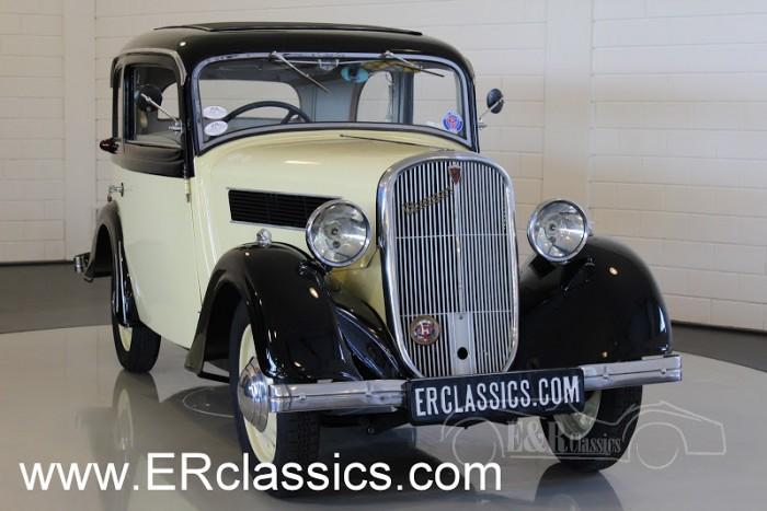 Rosengart LR4N2 Coupe 1934 a vendre