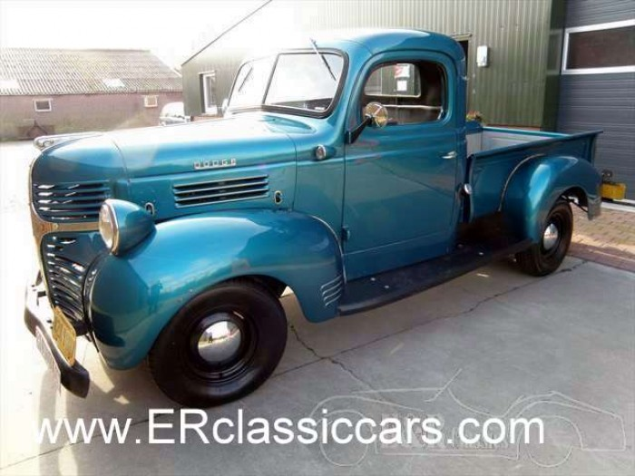 Dodge 1947 a vendre