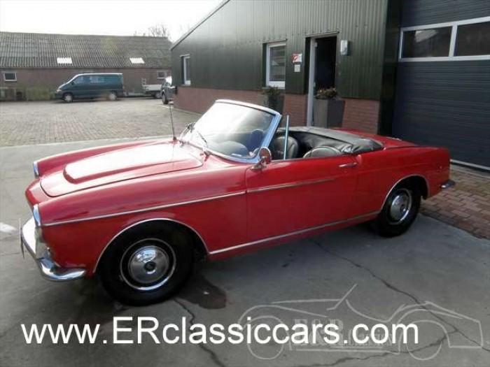 Fiat 1963 a vendre