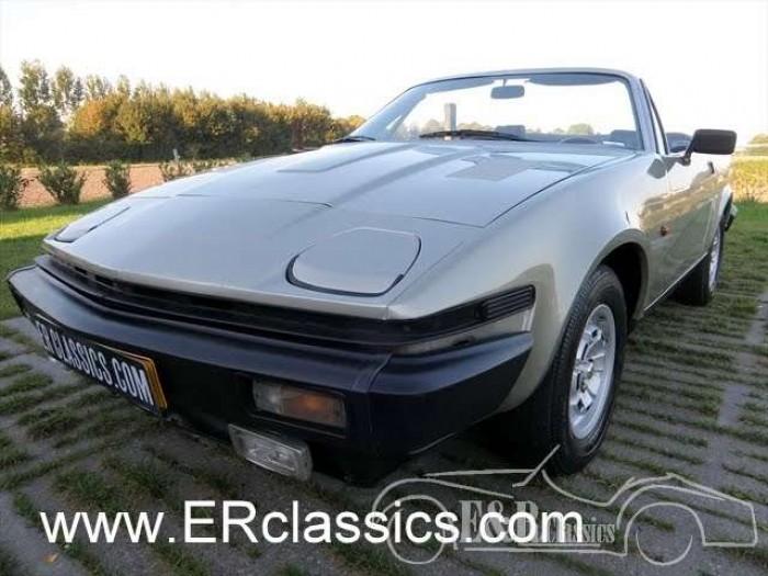 Triumph 1980 a vendre