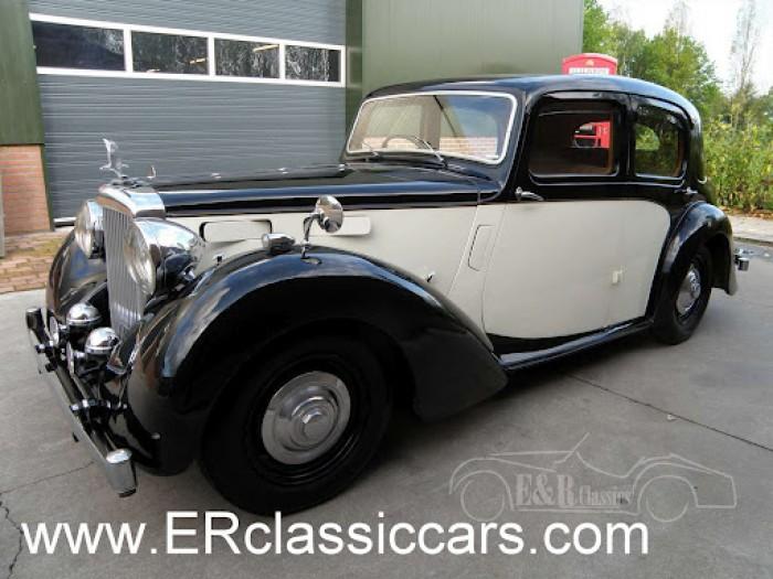 Alvis 1949 a vendre