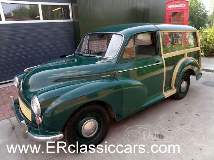 Morris 1963 a vendre