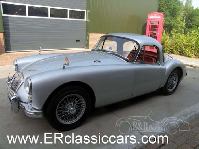 MG 1958 a vendre