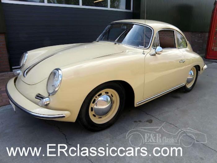 Porsche 1962 a vendre