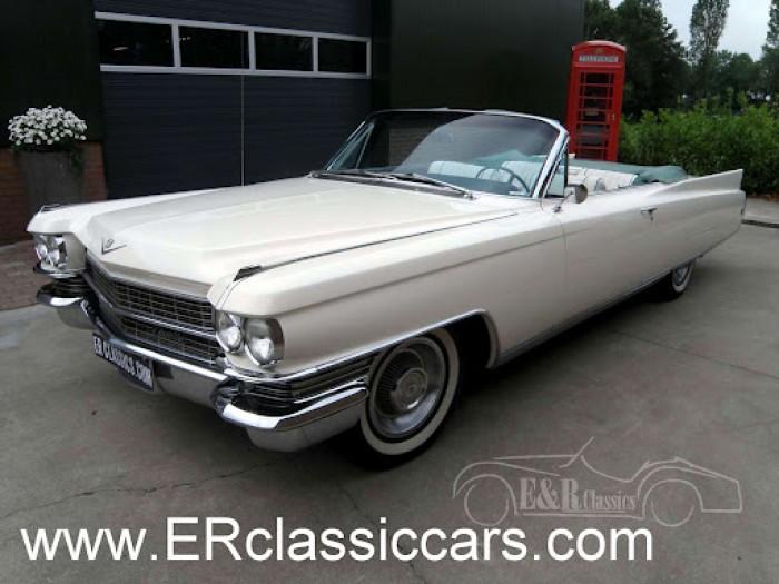 Cadillac 1963 a vendre