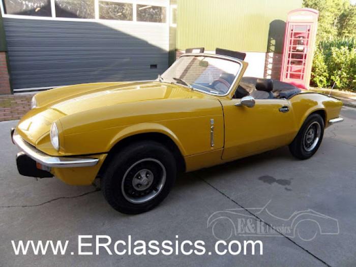 Triumph 1978 a vendre