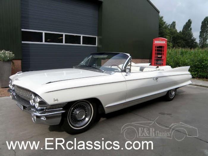 Cadillac 1961 a vendre