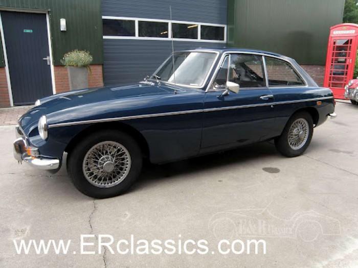 MG 1968 a vendre