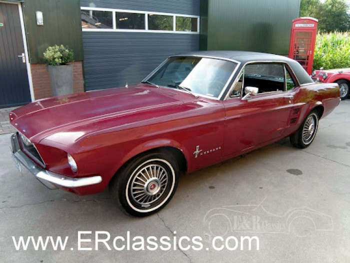 Ford 1967 a vendre