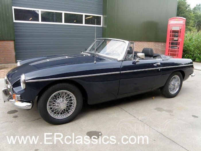 MG 1964 a vendre
