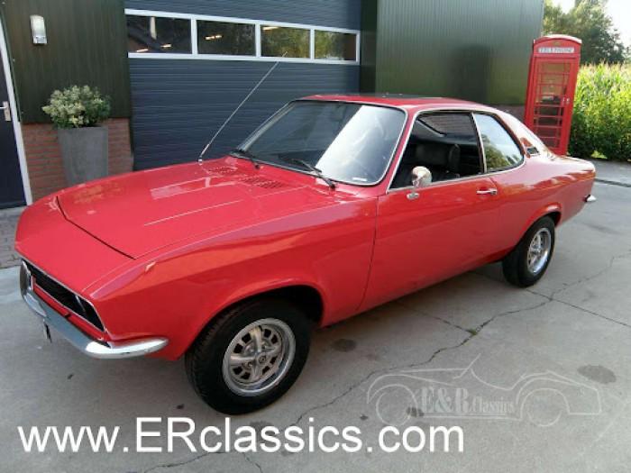 Opel 1971 a vendre