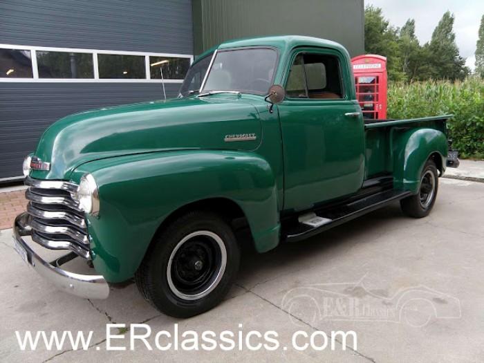Chevrolet 1951 a vendre