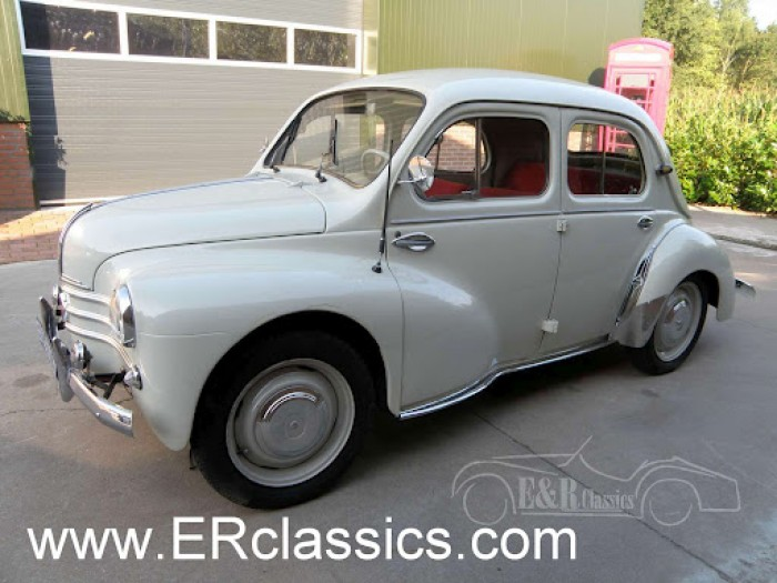 Renault 1958 a vendre