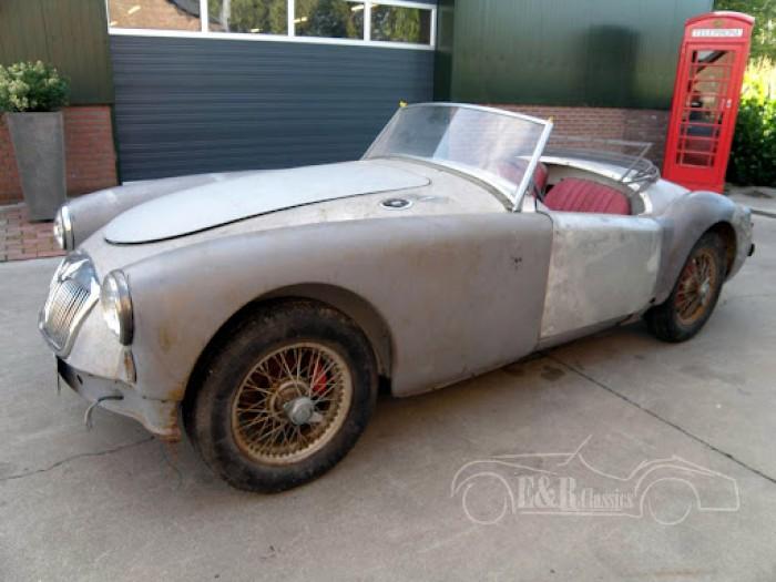 MG 1962 a vendre