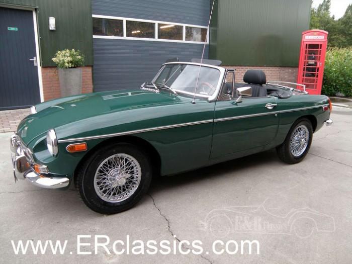 MG 1977 a vendre