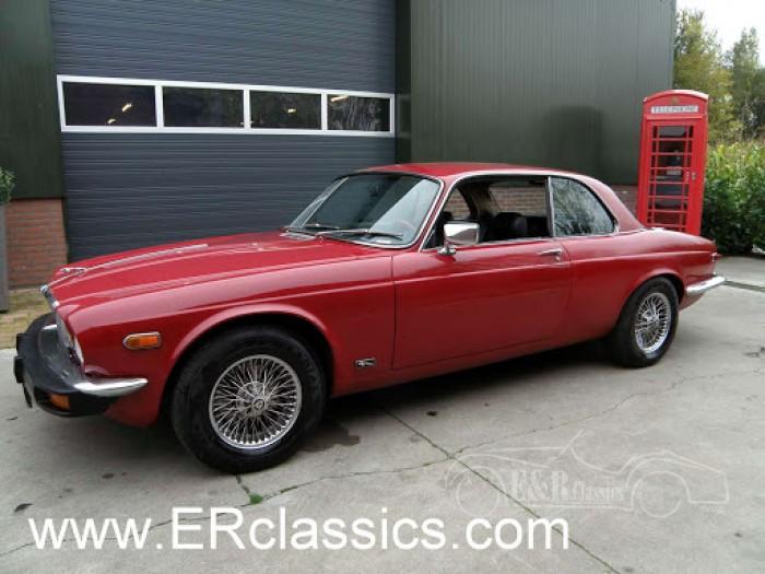 Jaguar 1977 a vendre
