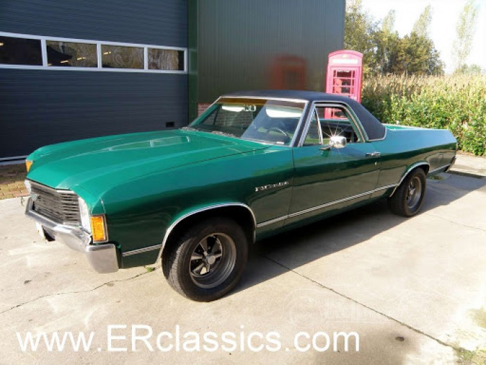 Chevrolet 1972 a vendre