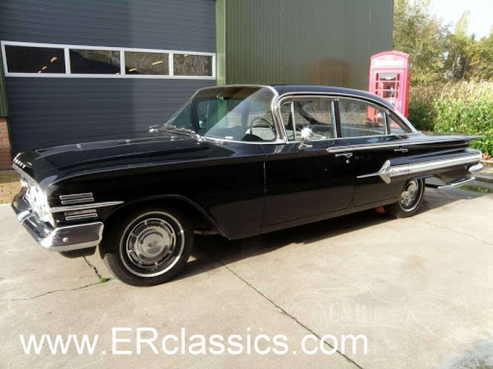 Chevrolet 1960 a vendre